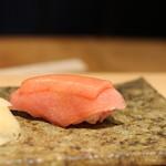 鮨 近藤 - 鮪大トロ