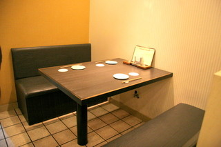 時分時 - グループ向けのテーブル席