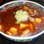 柏屋 - 料理写真:マーボーラーメン ¥750