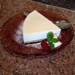 カフェカシータのよこ - ♡豆腐のレアチーズ♡