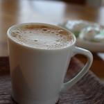 ホア カフェ - プラス50円でソイラテにできます