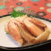 魚ごころ - 料理写真:付き出しの毛ガニ