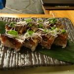 37714422 - 鯖の棒寿司