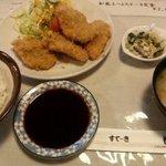 也寸志 - 料理写真:一口ビフカツ定食
