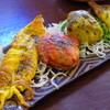 Appugaru - 料理写真:海鮮タンドリー料理盛り合わせ