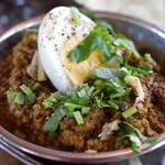 スパイス・ツリー - マトンと挽肉とネパール山椒