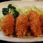とんかつ 大倉 - ひれかつ定食(1300円)