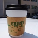 ダモ コーヒー ハウス - エチオピアイルガチェフGⅠをテイクアウト。
