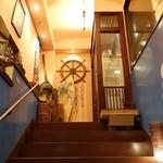 ピカピカアミーゴ - 内観写真:2014年4月 2階へ上がって入口です。