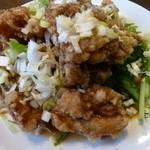 藤乃屋 - 油淋鶏