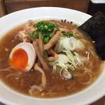 こいけ屋 - 2015/5/7ブタの肉冷らーめん780円