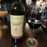 ロッシ - ワイン1