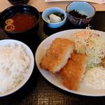 37718719 - 日替わりサービス定食 800円(消費税8%時)