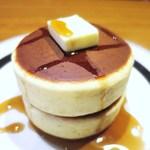 ピノキオ - 料理写真:ホットケーキ