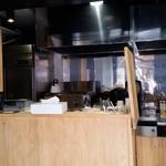 マモケバブ - 厨房