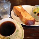 アンジュ - 料理写真:コーヒー+モーニングサービス