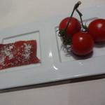 ジョヴァノット - 生ハムとトマト