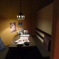 アラビアン酒場 ココブランカ-店内(個室)