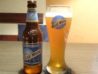 アラビアン酒場 ココブランカ - ブルームーン(アメリカのビール)