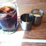 デイ バイ デイ Ⅱ - アイスコーヒー 390円