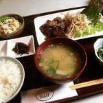焼肉れんげ - 日替り定食