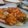 彩華 - 料理写真:酢豚定食