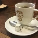 アラビヤコーヒー - ホットコーヒー