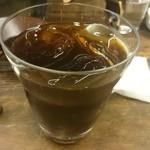 アラビヤコーヒー - アイスコーヒー