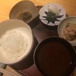 栩翁S - 朝食1000円