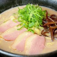 作ノ作 - 塩鶏白湯らーめん
