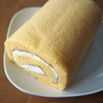 鎌倉小川軒 - ロールケーキ
