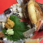 37729203 - GW限定海鮮丼 2,000円