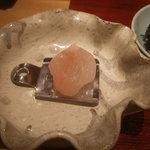 和座檜 - 岩塩