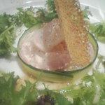 Masahiro - 鯛とマダコのカルパッチョ