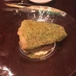 37730553 - 鰆のガーリックパン粉焼き?