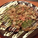侍゛ - お好み焼き/豚玉