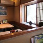 番田 満留賀 - 内観2