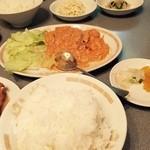 桂花飯店 - 日替わりのセット