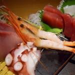 日本海庄や - 刺身