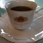 COTY - セットのコーヒーです。