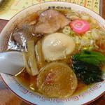 醤油屋本店 ダイエー岩見沢店 - 小鳩ラーメン 626円