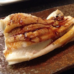 寿司 真之助 - 蒸し穴子〜❗️