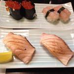 寿司 真之助 - サーモンとかとか