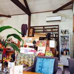 和sian-cafe aimaki - アジアンな店内