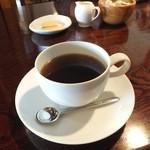 Nicol - 神戸にしむらの珈琲。ホットで。