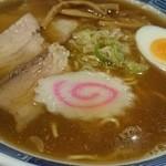 37747779 - 旭川醤油ラーメン