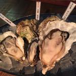 37747828 - 真牡蠣三種盛り