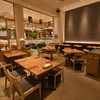 Pasta&Grill ANTIBES - 内観写真:地中海を彷彿とさせる店内