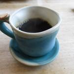 手打ちそば秀ちゃん - コーヒーのサービスまで!