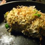 自然薯料理 やまたけ - 自然薯ステーキ